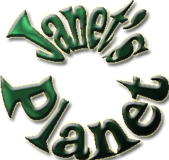 Janet's Planet Logo